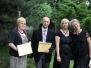 Dyplomy dla Złotych Szkół i Złotych Nauczycieli - 2011