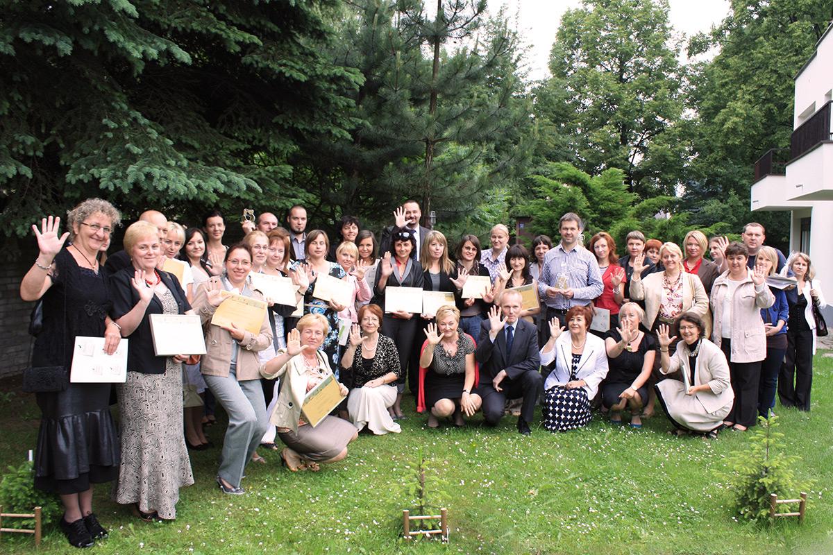 Złoci Nauczyciele 2011
